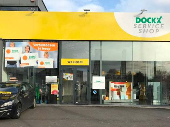 Dockx Leuven verhuisfirma