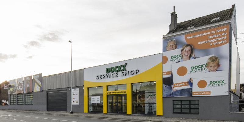 Dockx Brussel verhuisfirma